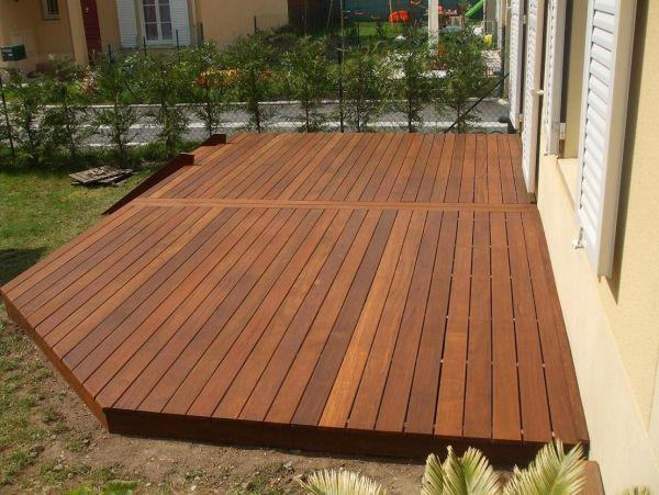 Terrasse En Bois Ou Teck - Nos Conseils