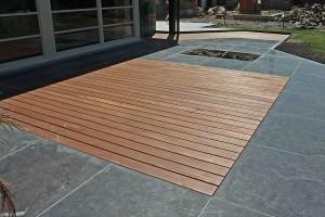 Terrasse en carrelage ou bois nos conseils - Terrasse en carrelage imitation bois ...