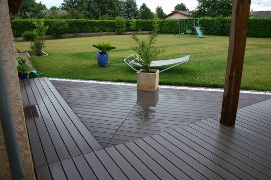 Terrasse en composite avis nos conseils for Avis terrasse bois composite