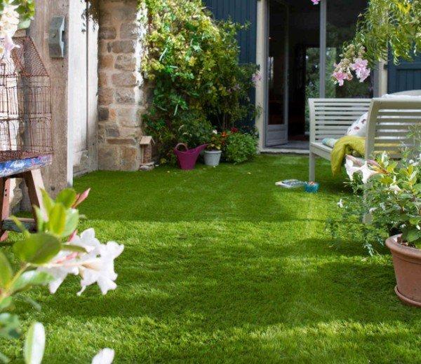Terrasse En Gazon Naturel Nos Conseils