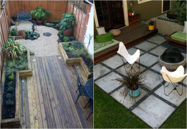 Terrasse en gravier decoratif nos conseils for Terrasse en gravier concasse