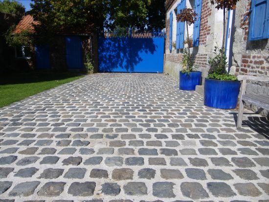 Terrasse en pave de rue nos conseils - Pave pour terrasse ...