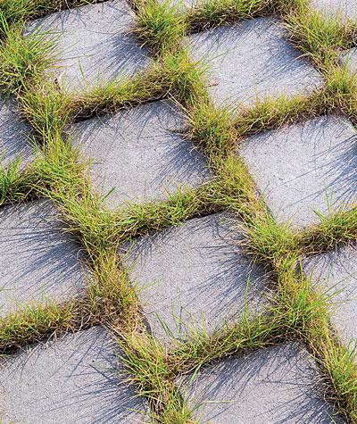 Terrasse en pave drainant nos conseils - Pave pour terrasse ...