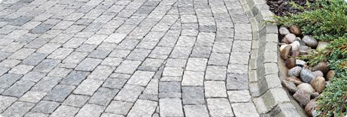 Pav sur dalle bton latest pose de pave exterieur comment poser des pav s ext rieurs bricobistro - Pose pave sur dalle beton ...