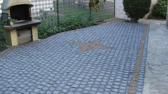 Granit terrasse exterieur
