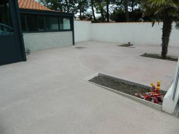 Captivant Revetement Sol Terrasse Beton Revetement Sol Salle De Conception Etonnante