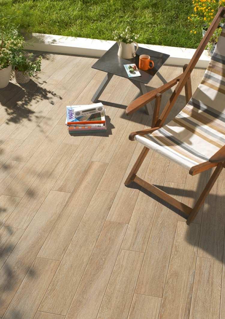 Terrasse exterieure bois ou carrelage nos conseils - Terrasse bois ou carrelage ...