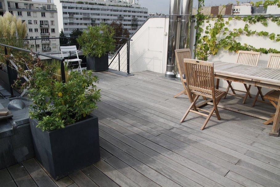 Deco Terrasse Exterieure Couverte | Cartier Love Online