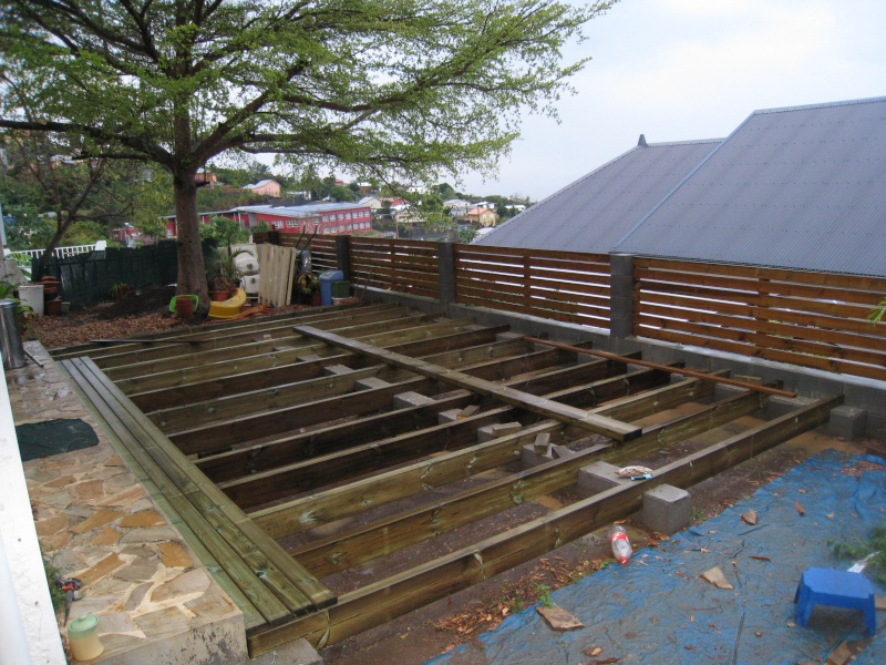 Terrasse exterieure en teck nos conseils - Bois teck pour terrasse ...