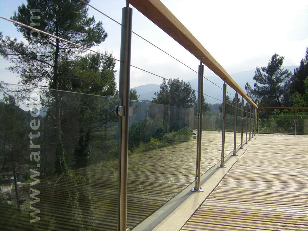 Terrasse exterieure en verre nos conseils for Objectif bois cloison japonaise