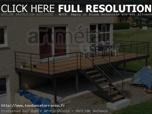 Terrasse Exterieure Suspendue Nos Conseils