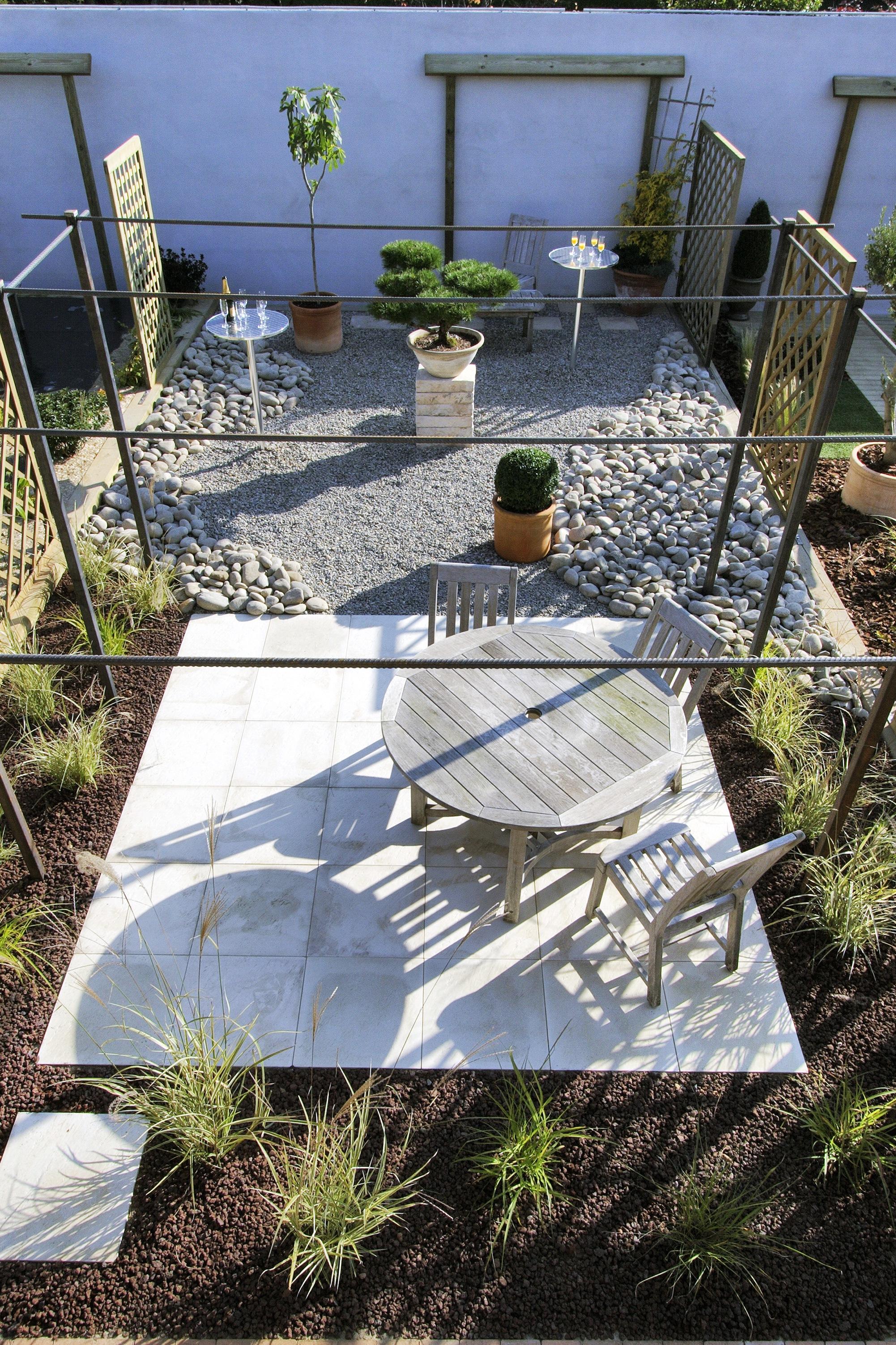 Terrasse jardin facile nos conseils for Jardin facile