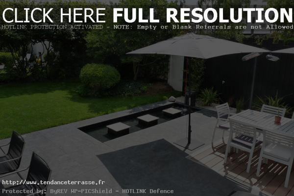 Terrasse Jardin Moderne Nos Conseils