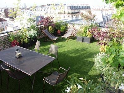 Terrasse Jardin Paris Nos Conseils