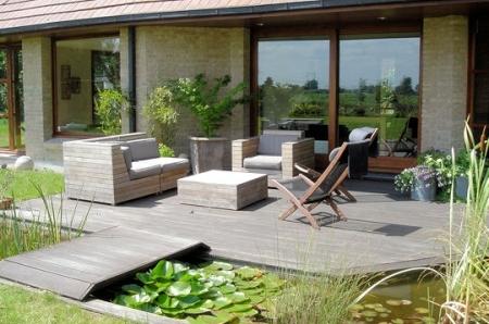 Terrasse jardin zen - Nos Conseils