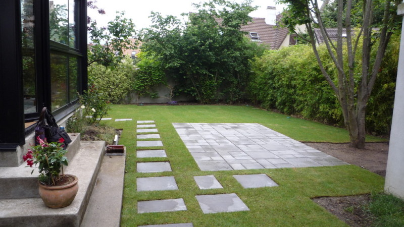 Terrasse pas japonais nos conseils for Jardin japonais sur terrasse