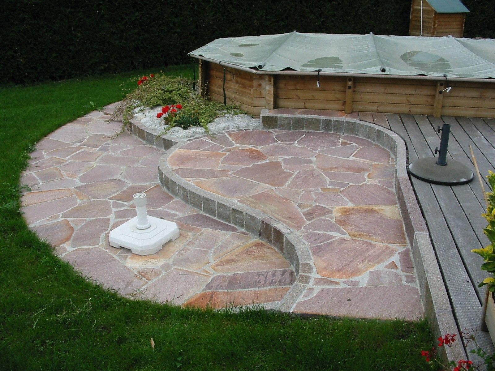 Terrasse pierre haute savoie nos conseils for Haute pierre