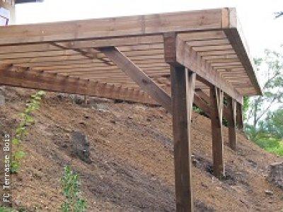 Terrasse Pilotis Bois Ou Beton Nos Conseils