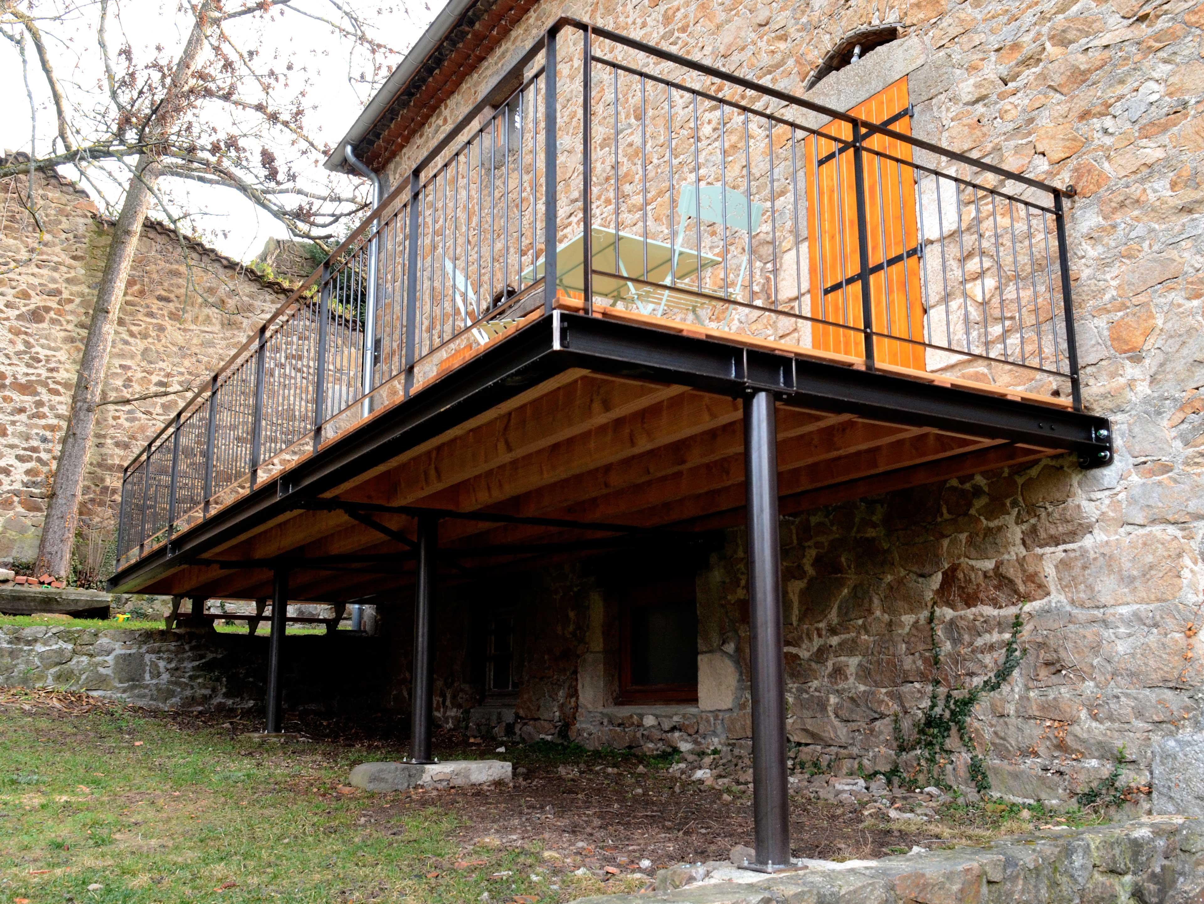 terrasse pilotis ipn nos conseils. Black Bedroom Furniture Sets. Home Design Ideas