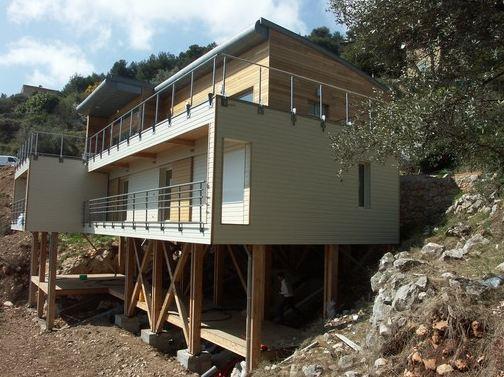 Terrasse pilotis permis construire nos conseils - Permis de construire terrasse ...