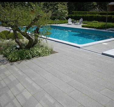 terrasse piscine en dalle nos conseils. Black Bedroom Furniture Sets. Home Design Ideas