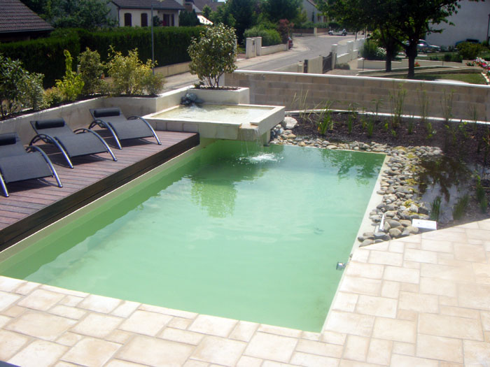Amenagement Terrasse Piscine. Beautiful Quand La Piscine With ...