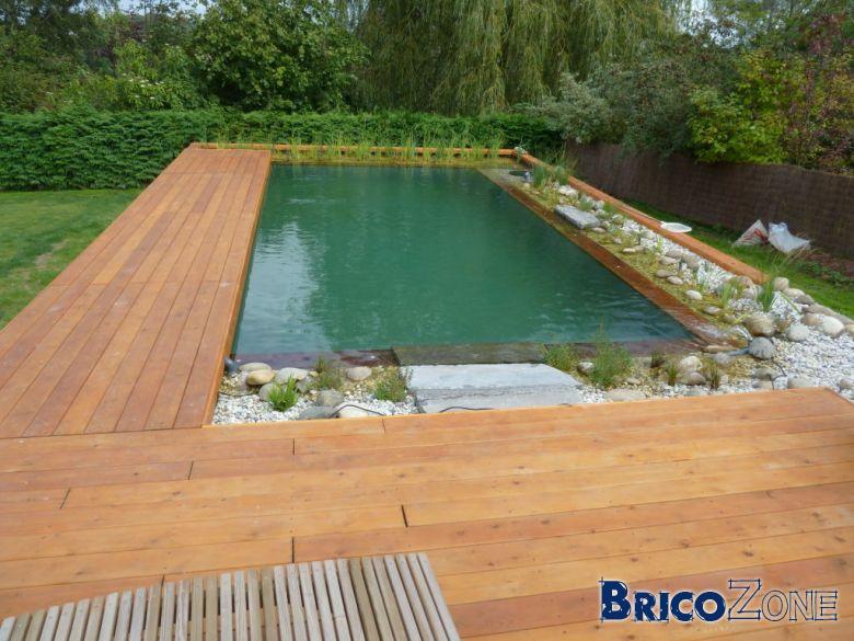 Terrasse piscine robinier - Nos Conseils
