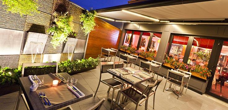 Terrasse Restaurant : Terrasse restaurant design Nos Conseils