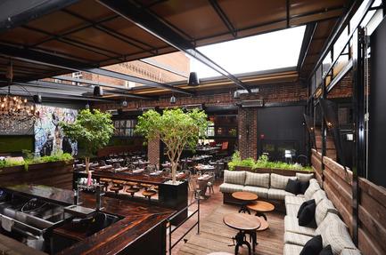 Restaurant Vivier St Martin
