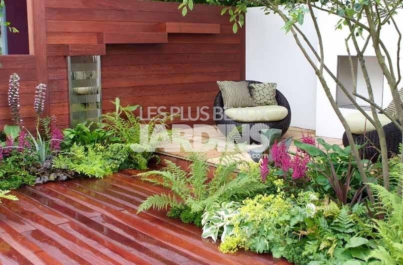 Terrasse sans jardin nos conseils - Les plus beaux jardins de particuliers ...