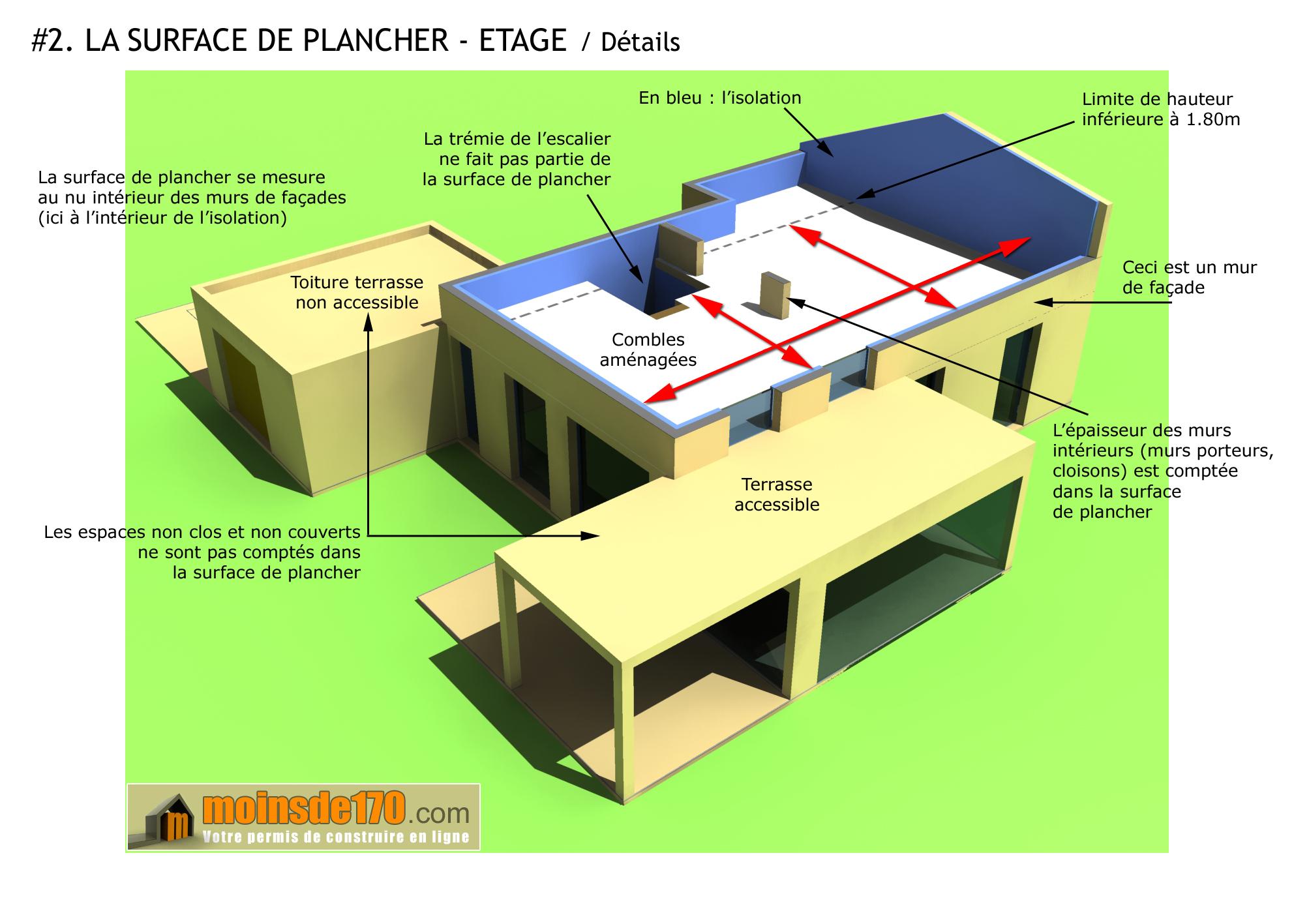 terrasse sur pilotis surface de plancher nos conseils. Black Bedroom Furniture Sets. Home Design Ideas