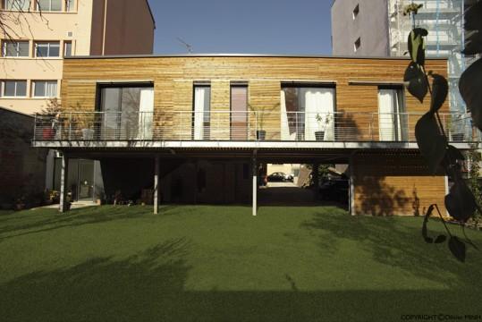 Terrasse Mtallique Toulouse  ZimerfreiCom  Ides De Design Pour