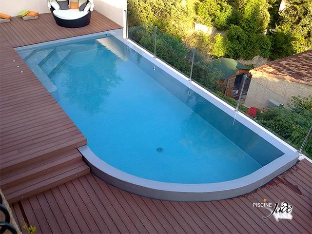 terrasse suspendue piscine nos conseils. Black Bedroom Furniture Sets. Home Design Ideas