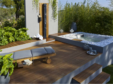 terrasse zen deco nos conseils. Black Bedroom Furniture Sets. Home Design Ideas