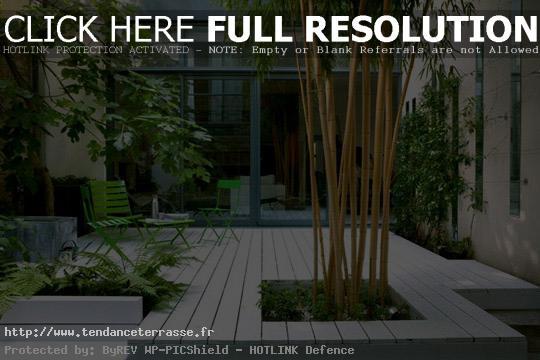 Terrasse zen design - Nos Conseils