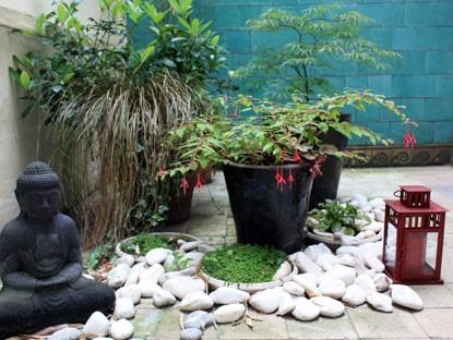 Terrasse zen plantes - Nos Conseils